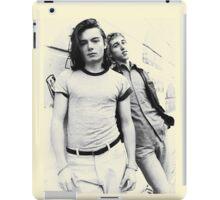 Guy-Manuel et Thomas iPad Case/Skin