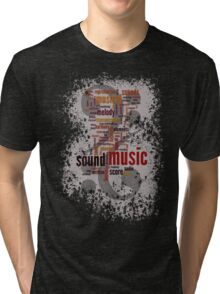 Sound Music Tri-blend T-Shirt