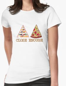 Close enough Womens Fitted T-Shirt
