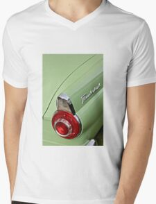 1956 Ford Thunderbird Taillight Mens V-Neck T-Shirt