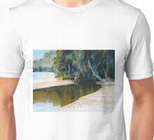 """Tidal Creek, Dunk Island"" Unisex T-Shirt"