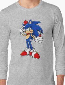 Sonic Screwdriver Long Sleeve T-Shirt