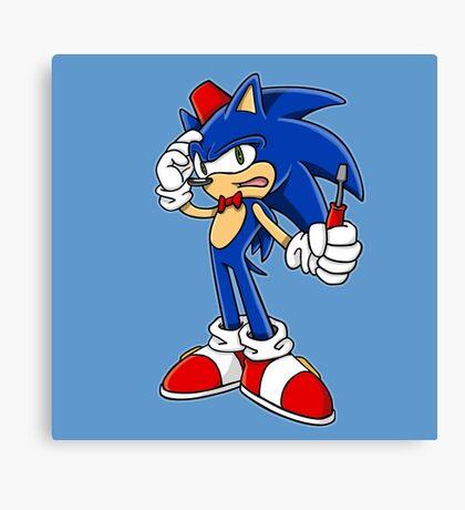 Sonic Screwdriver Canvas Print