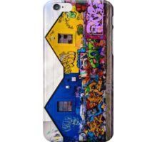 Dublin Color Wall iPhone Case/Skin