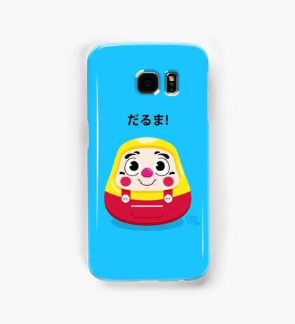Daruma Kid Samsung Galaxy Case/Skin