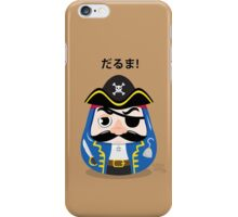 Pirates Daruma iPhone Case/Skin