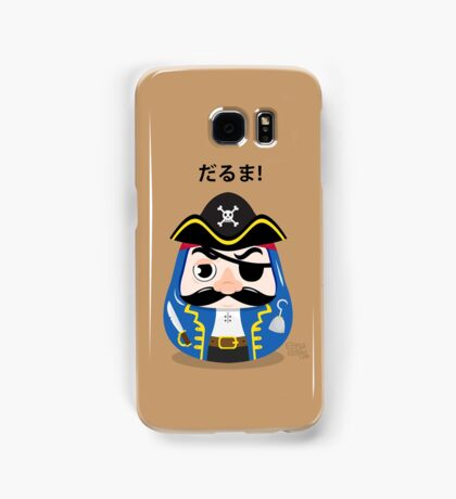 Pirates Daruma Samsung Galaxy Case/Skin