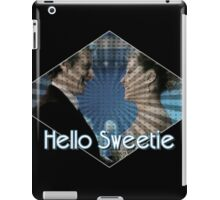 Hello Sweetie Husbands of River Song iPad Case/Skin