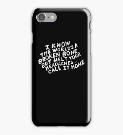 Southern Uppour iPhone Case/Skin