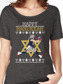 Yalla It's Hanukkah Women's Relaxed Fit T-Shirt