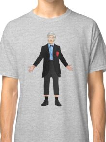 Regenerated 3rd Doctor Classic T-Shirt
