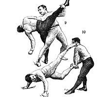 Vintage MMA | French Boxing by gelatinchoke