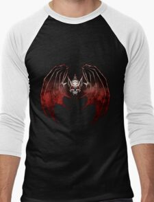 TVG Vampire Bat Men's Baseball ¾ T-Shirt