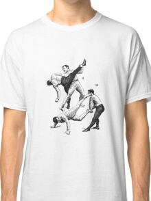 Vintage MMA | French Boxing Classic T-Shirt