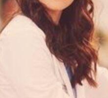 Grey's Anatomy - Little Grey - Flower Crown Sticker