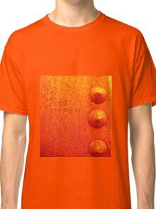 Triple Rivets Classic T-Shirt