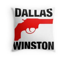 Dallas Winston - The Outsiders Throw Pillow