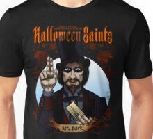 Halloween Saints: Mr. Dark Unisex T-Shirt