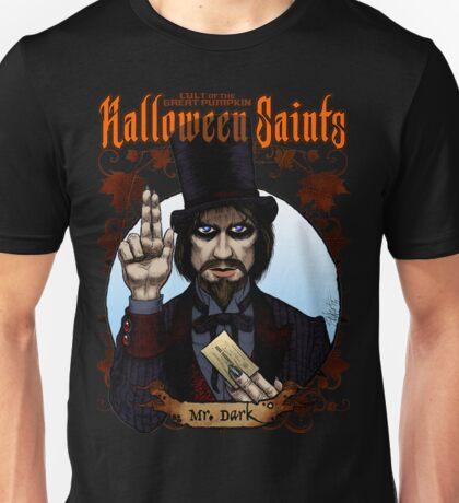Halloween Saints: Mr. Dark T-Shirt