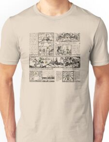 Hero of Time Tapestries Unisex T-Shirt