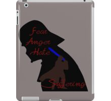 The Path To the Darkside iPad Case/Skin
