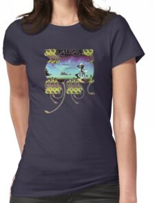 Yes - Yessongs Womens Fitted T-Shirt