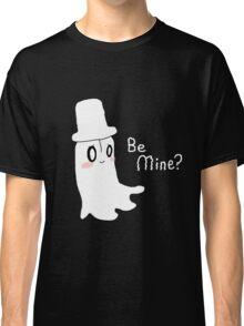 Undertale Napstablook Be Mine? Classic T-Shirt