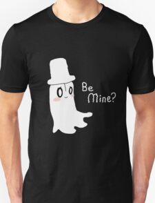 Undertale Napstablook Be Mine? T-Shirt