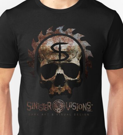 Sinister Visions 2015 Promo T-Shirt