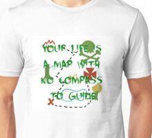 Map of Neverland - ATL Unisex T-Shirt