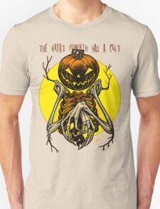 Autumn People 7: Pumpkin Unisex T-Shirt