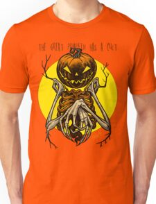 Autumn People 7: Pumpkin Unisex T-Shirt