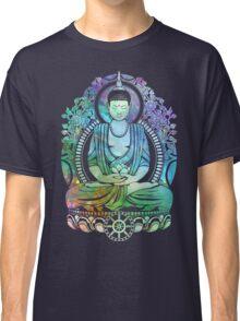 Gautama Buddha Cool Galaxy Classic T-Shirt