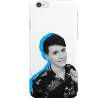 dan blue  iPhone Case/Skin