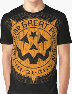Cult of the Great Pumpkin: Alchemy Logo Graphic T-Shirt