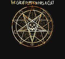 Cult of the Great Pumpkin: Pentagram Unisex T-Shirt