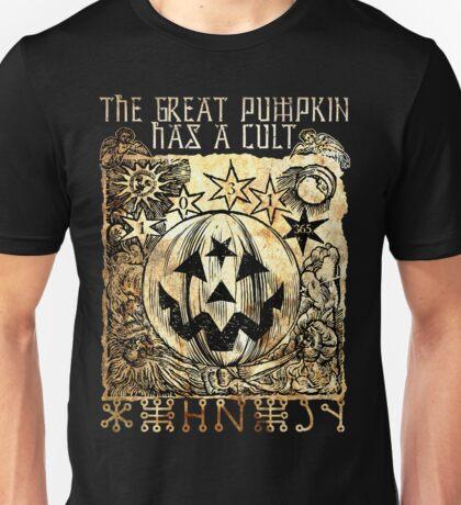 Cult of the Great Pumpkin: Sun, Moon & Angels T-Shirt
