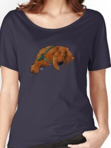 Chewy Manatee 2 Women's Relaxed Fit T-Shirt