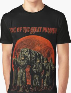 Cult of the Great Pumpkin: Pallbearers Graphic T-Shirt