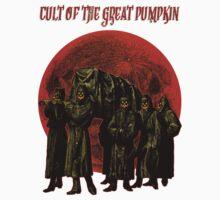 Cult of the Great Pumpkin: Pallbearers Baby Tee