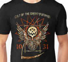 Cult of the Great Pumpkin: Thanatos Hourglass Unisex T-Shirt