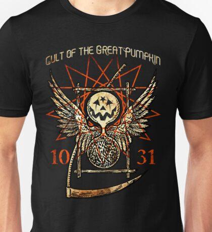 Cult of the Great Pumpkin: Thanatos Hourglass T-Shirt