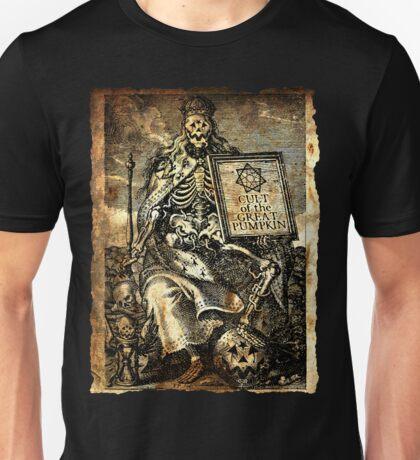 Cult of the Great Pumpkin: Worm King T-Shirt