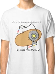 GladOs Potato Classic T-Shirt