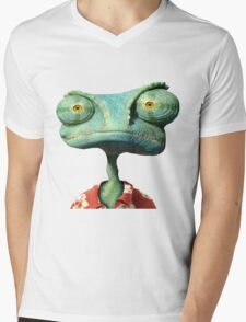 Rango Mens V-Neck T-Shirt