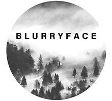 Blurryface Dark Twenty one Pilots by mluna1