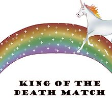 King of the Death Match by BrandonBrownson
