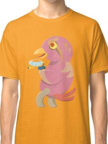 Bird Thing with a Squirt Gun Classic T-Shirt