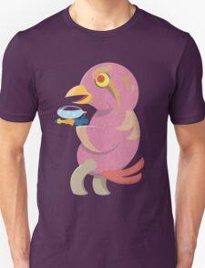 Bird Thing with a Squirt Gun Unisex T-Shirt