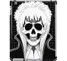Jareth (Stack's Skull Sunday) iPad Case/Skin